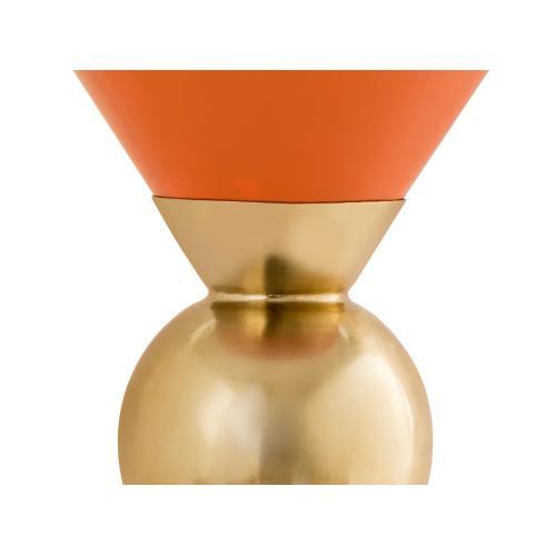 Tov Furniture - Balhi Gold Side Table