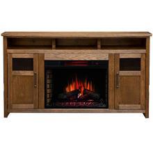 "Maison 65"" Fireplace Console"