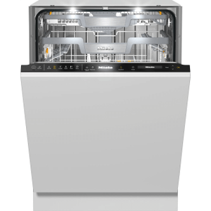 MieleG 7596 SCVi AutoDos - Fully integrated dishwasher XXL with Automatic Dispensing thanks to AutoDos with integrated PowerDisk.
