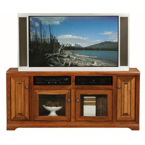 """66"""" Wide-Screen TV Cart"""