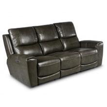Laurel Pwr-Pwr Sofa, Grey