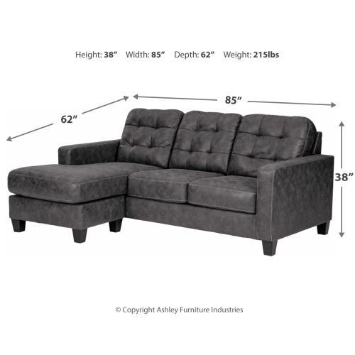 Sofa Chaise Queen Sleeper