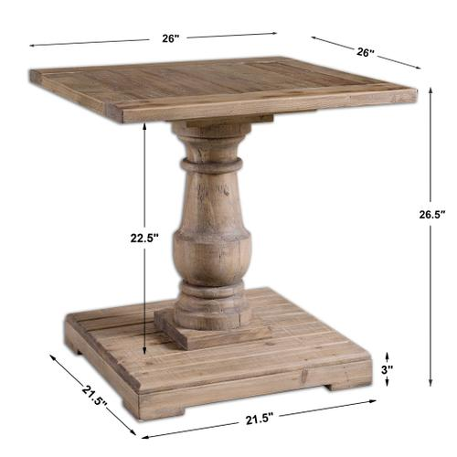 Stratford End Table