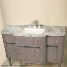 See Details - Quartz countertop for vanity H274.