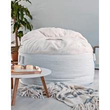 King Chair - NEST - Cream