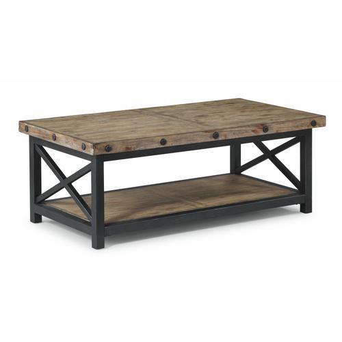 Flexsteel - Carpenter Rectangular Coffee Table