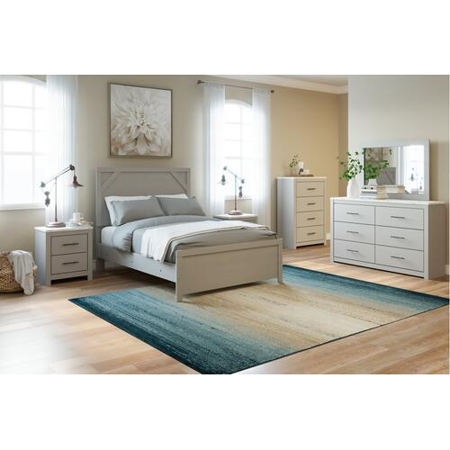 Cottenburg Full Panel Bed