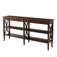 See Details - Trocadéro Console Table