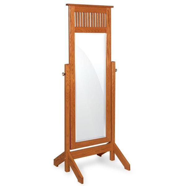 See Details - Breckenridge Cheval Mirror