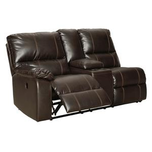 Warstein Left-arm Facing Power Reclining Loveseat With Console