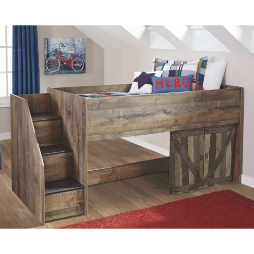Trinell Twin Loft Bed