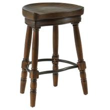 Montana 26'' Counter Stool in Rustic Oak