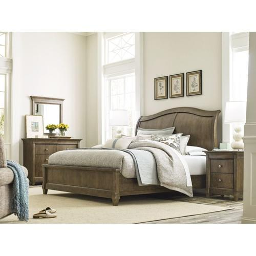 Ashford Queen Bed - Complete