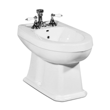 White RICHMOND Floorstanding Bidet