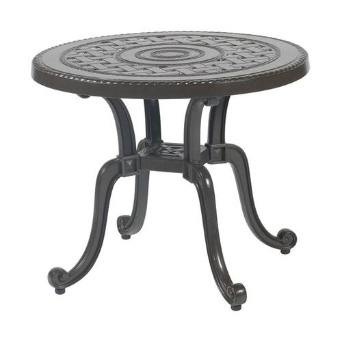 """Gensun Casual Living - Grand Terrace 26"""" Round End Table"""