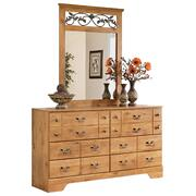 Bittersweet Dresser and Mirror Product Image