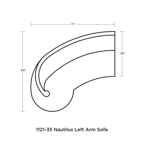 Nautilus Sectional