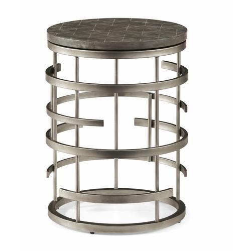 Flexsteel - Halo Chairside Table