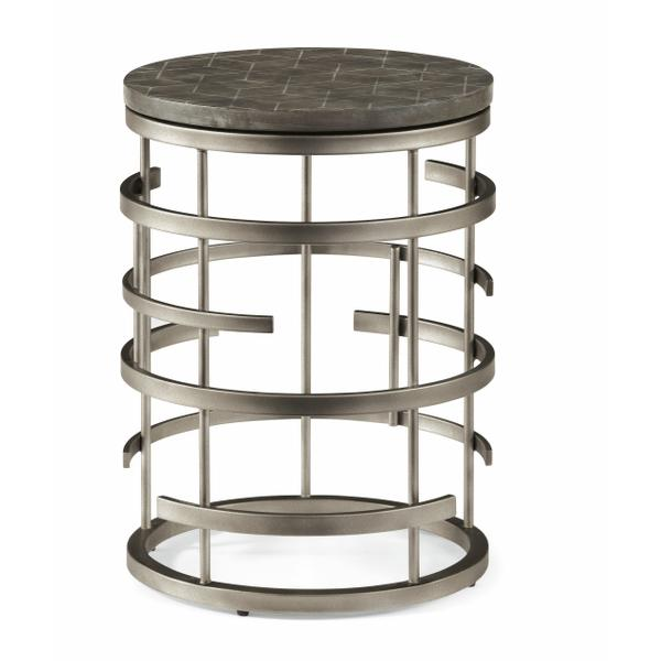 See Details - Halo Chairside Table