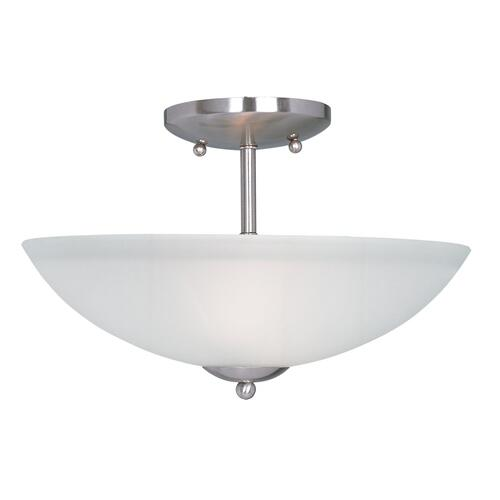 Logan 2-Light Semi-Flush Mount