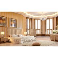 See Details - Ek 4pc Bedroom Set