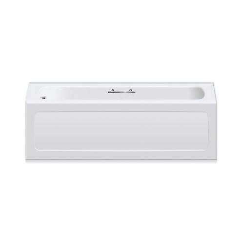 "Easy-Clean High Gloss Acrylic Surface, Rectangular, AirMasseur® - Whirlpool Bathtub, Premiere Package, 30"" X 60"""