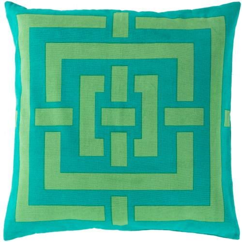 """Surya - Circles & Squares FB-006 20""""H x 20""""W"""