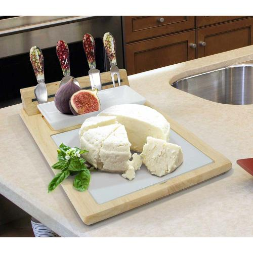 Epicureanist Cheese Tray Serving Set