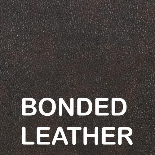 Updated Furniture - Larisa Sectional Sofa Set, Espresso-bonded-leather