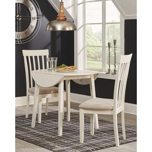 Dining Table and 2 Chairs