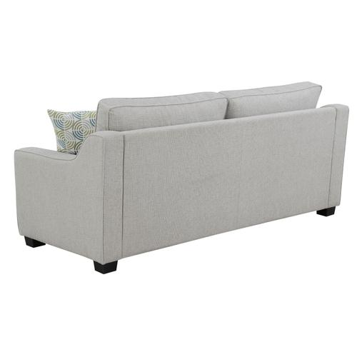 Emerald Home Berkley Sleeper Sofa U3315-50-09, Dove Gray