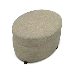 England Furniture8630-81 Betty Storage Ottoman