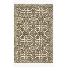 View Product - LB-02 MH Ant.ivory / Olive Rug