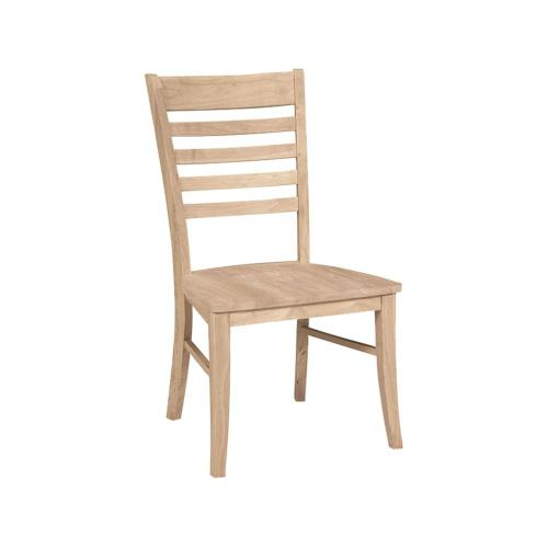 Unfinished Roma Chair