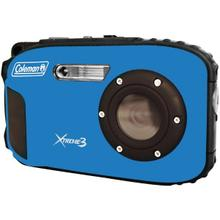 20.0-Megapixel Xtreme3 HD Video Waterproof Digital Camera (Blue)