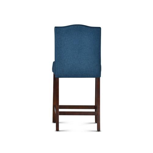 "Elden Upholstered Counter Chair [1/2"" Memory foam]"