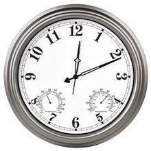 """View Product - 16"""" Display Outdoor/Indoor Wall Clock"""