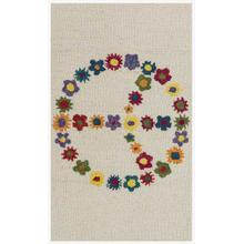 View Product - Hsk11 Ivory / Multi Rug