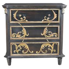 See Details - Khan 3-drawer Chest