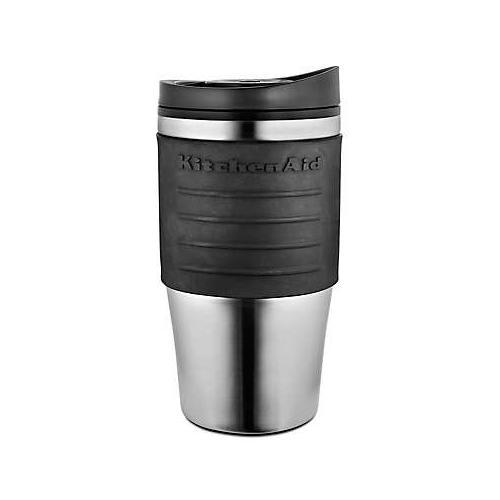 Gallery - Travel Coffee Mug - Black