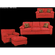 2611R Rt Arm Sofa