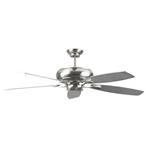 "60"" Roosevelt Fan_Stainless Steel"
