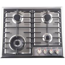 Galanz 24-In. Gas Cooktop with 15000 BTU Triple Ring Power Burner, Stainless Steel