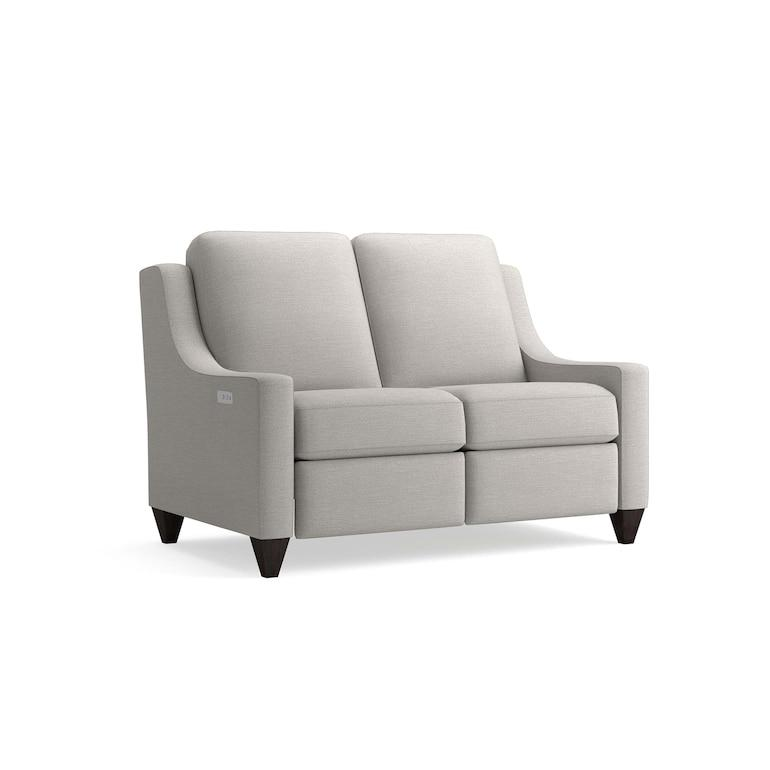 Magnificent Motion Reclining Fabric Loveseat