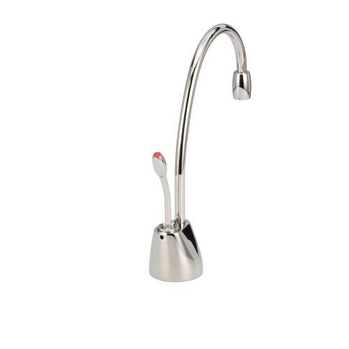 Indulge Contemporary Hot Only Faucet (F-GN1100-Polished Nickel)
