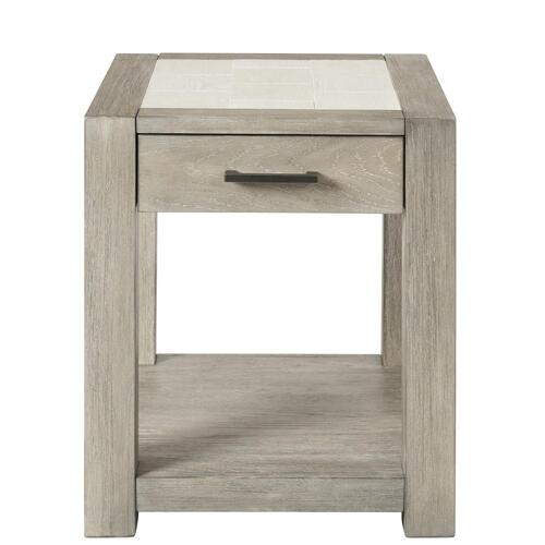 Side Table - Urban Gray Finish