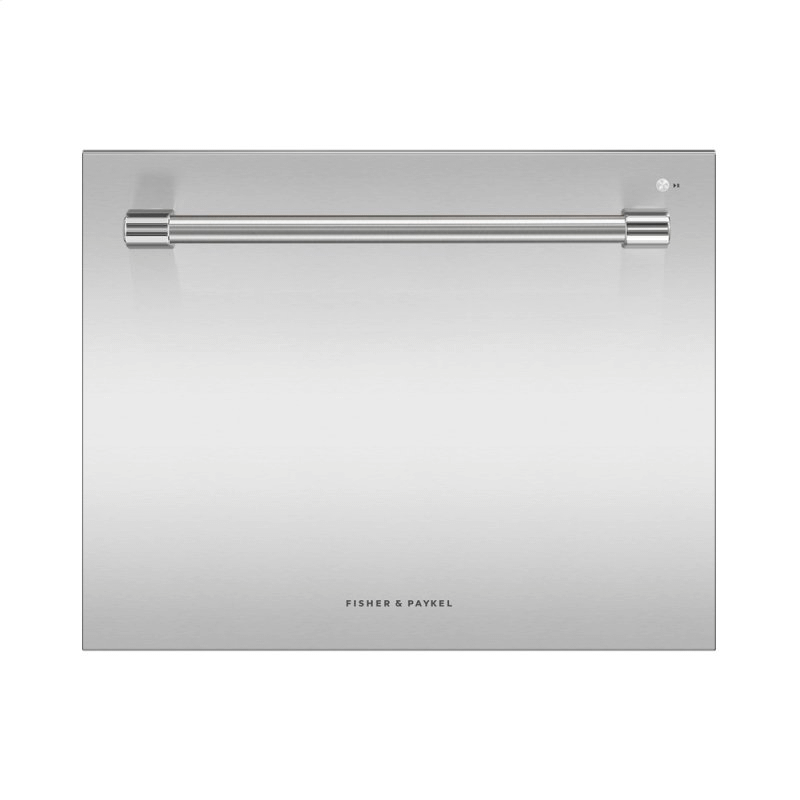 Single DishDrawer? Dishwasher, Tall, Sanitize