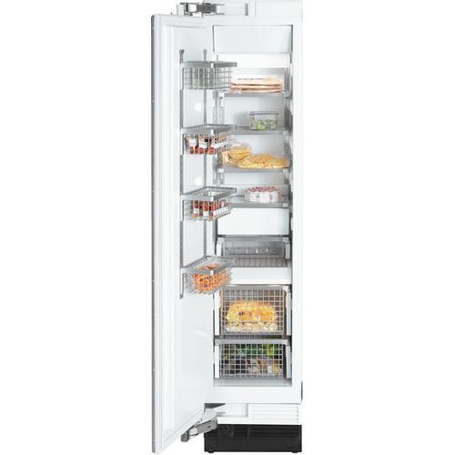 "Miele - 18"" F 1413 Vi Built-In Freezer Custom Panel Ready - 18"" Freezer"