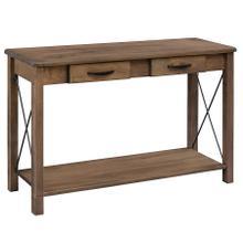 See Details - Crossway Sofa Table