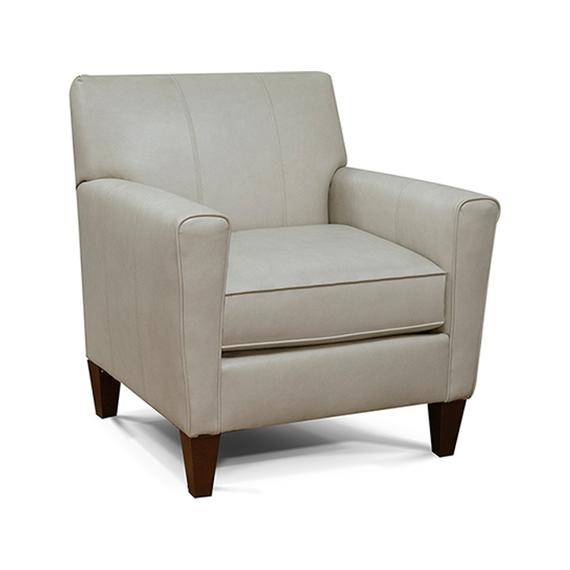 England Furniture - 6204LS Collegedale Leather Chair